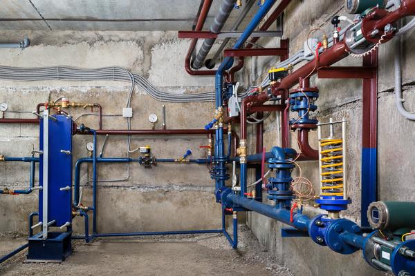 Plumbing Services Example | HMH Mechanica